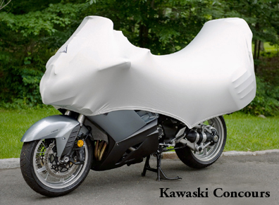 Kawasaki Concours Geza Motorcycle Covers